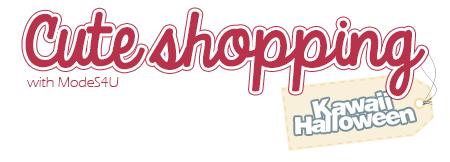 Cute shopping