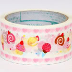 Sweets kawaii deco tape