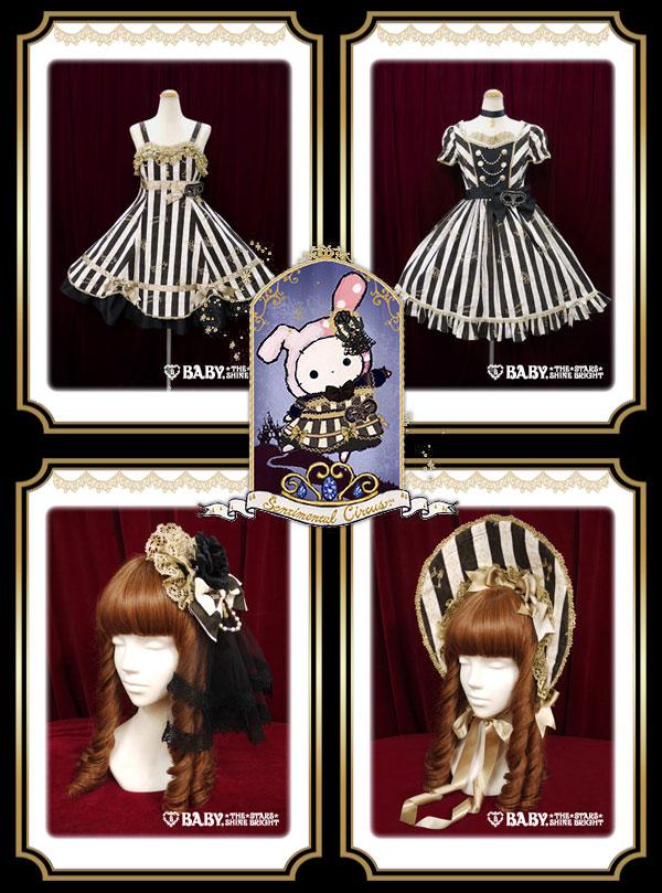 Alice & The Pirates x Sentimental Circus
