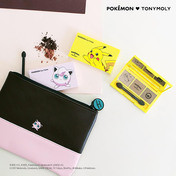 Pokémon x Tonymoly