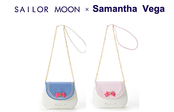 Sailor Moon x Samantha Vega