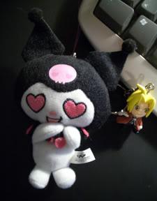 Kuromi is LOVE! Approvato dagli alchimisti di stato!